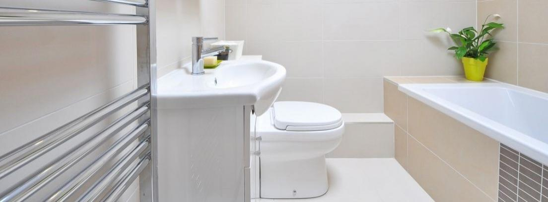 La ventilación en el cuarto de baño