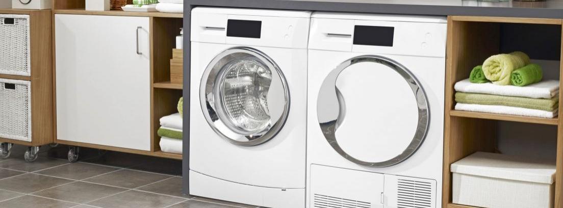 mejor amado atarse en mejor selección de Comparativa de lavadora y secadora juntas y separadas ...