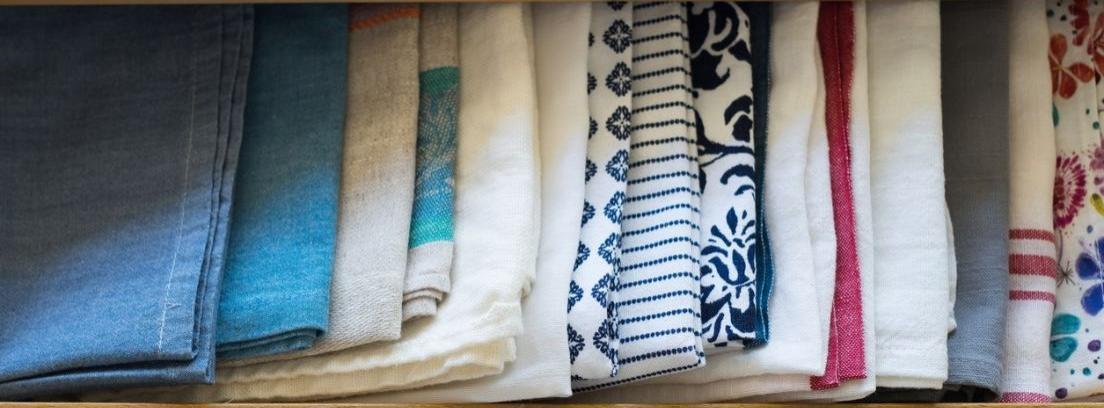 consejos para lavar los trapos de cocina