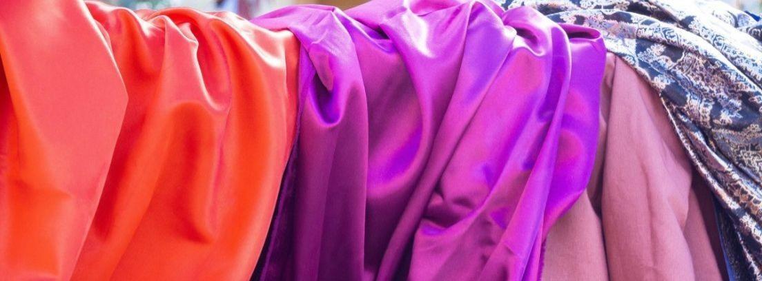 Cuidar la ropa de seda