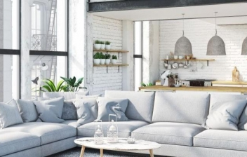 Limpiar muebles blancos y lacados
