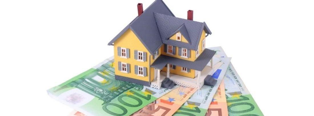 Dinero de devolución de una fianza de alquiler