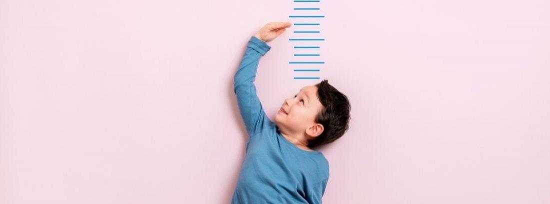 Medidores de altura para niños