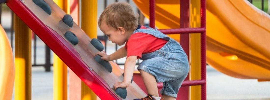 suelos y vallas para parques infantiles