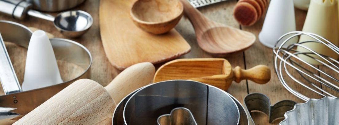 Objetos básicos que no pueden faltar en la cocina
