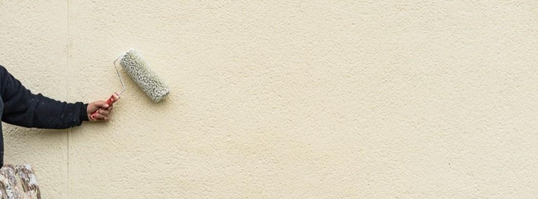Paredes Con Pintura Al Temple Canalhogar