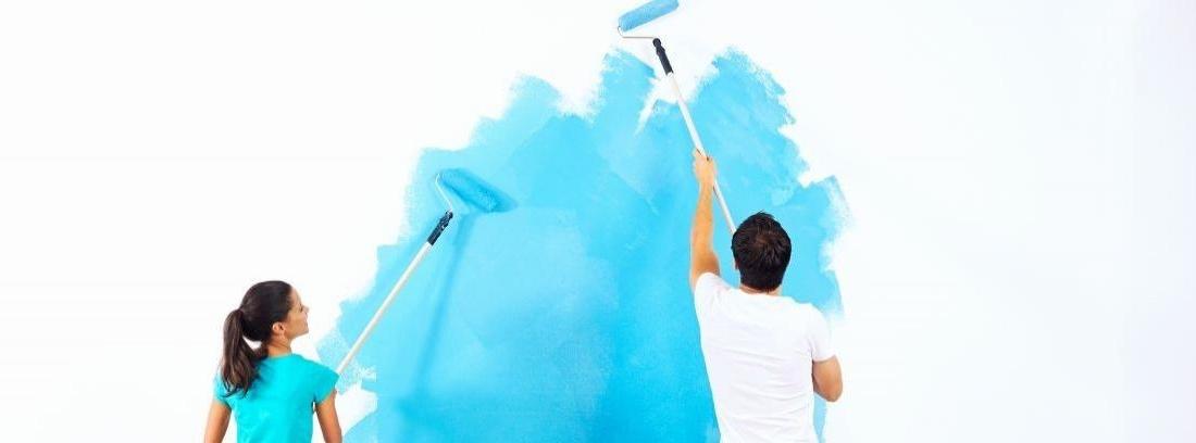 Pinturas con esmalte sintético