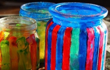 Pintar propios vasos