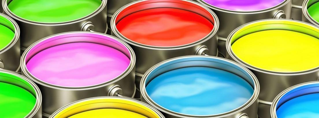 Pinturas con base de aceite o de agua cu l eliges for Pintura ligera de color topo