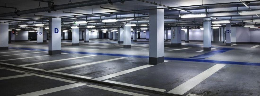 Plazas de garaje: su uso correcto