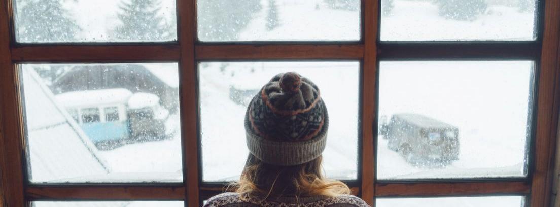 Preparar las ventanas para la temporada de frío y lluvias