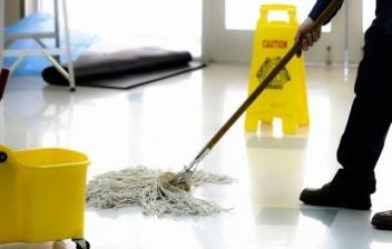 limpieza una de las funciones del portero o conserje