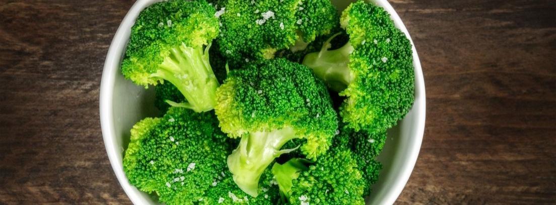 Recetas de brócoli para niños