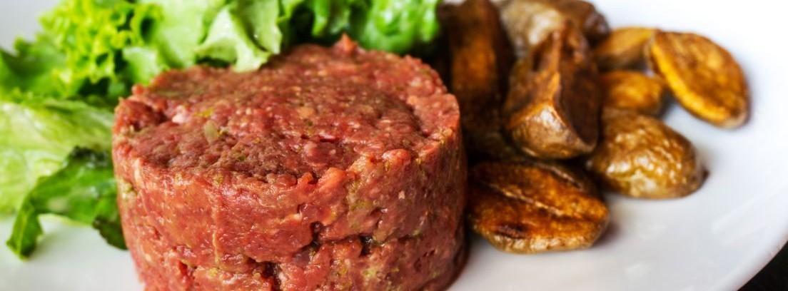 Recetas de carne cruda: Steak Tartar y Carpaccio