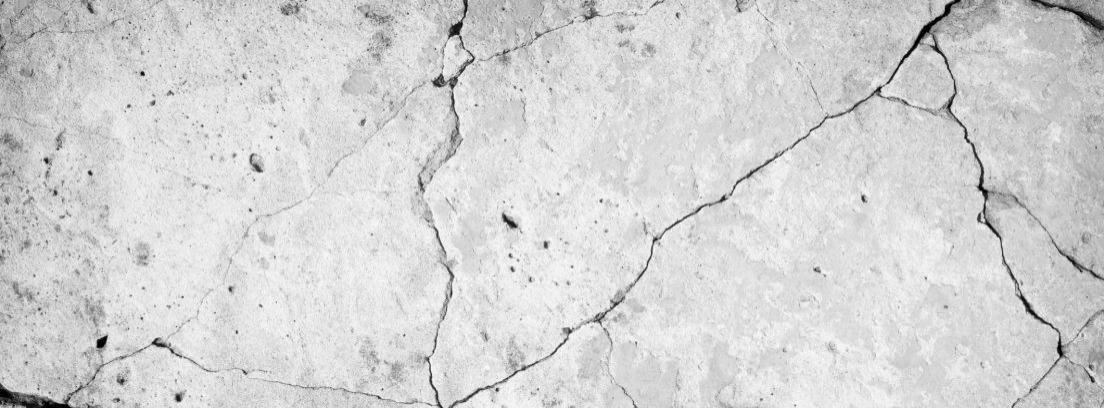 Reparar grietas en suelos de cemento
