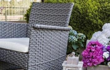 Reparar muebles de mimbre