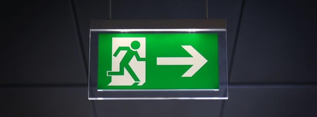 Normativa de las salidas de emergencia
