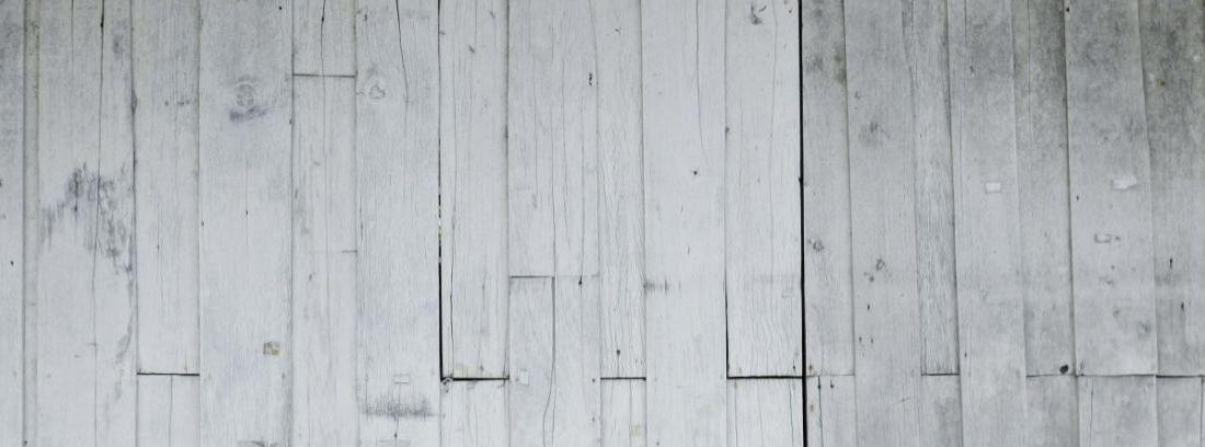 Características de los suelos de madera blancos