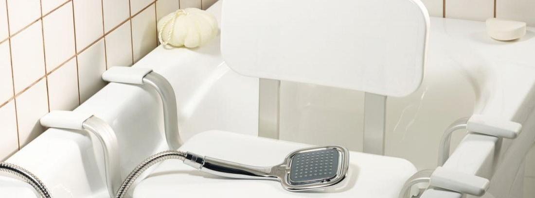 Tipos de asiento de ducha