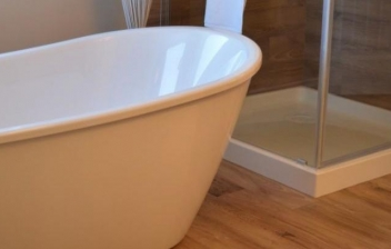Estilos de bañera