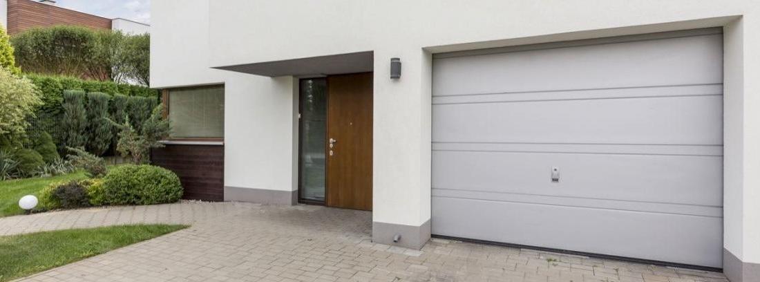 tipos de burletes para puertas de garajes