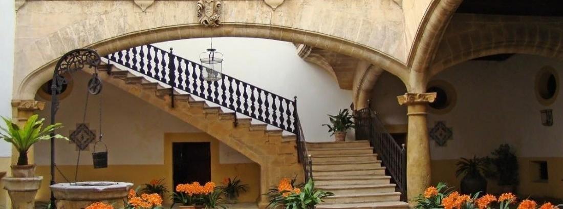 Tipos de casas tradicionales de España