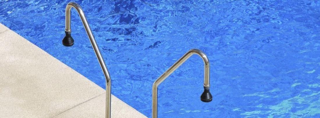 Clases de duchas de piscina