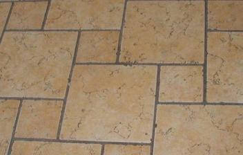Los diferentes tipos de suelos de gres