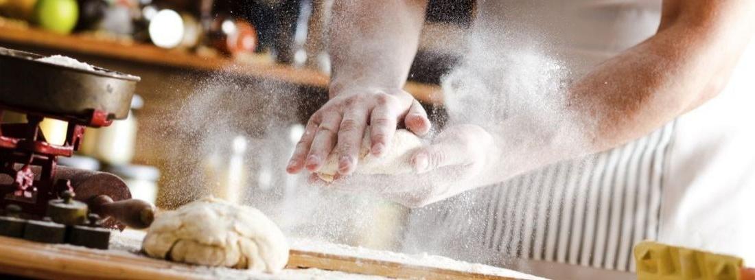 Clases de harina