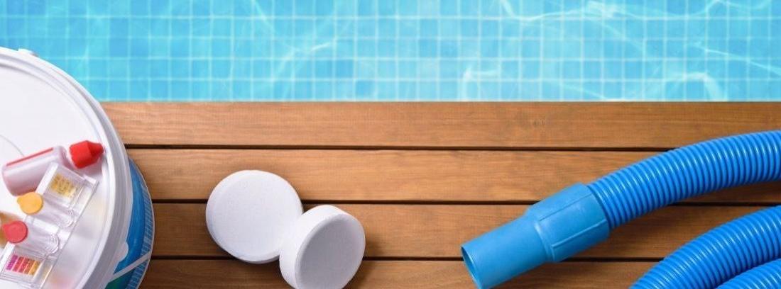 depuradora de piscina