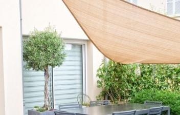 Toldos DIY para tu jardín