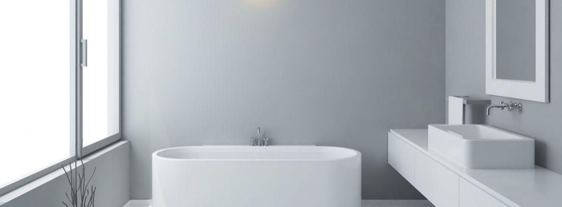 Trucos para evitar el taladro en los azulejos del baño