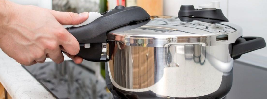 Cómo usar la olla a presión y sus ventajas