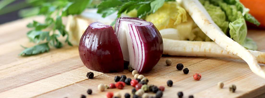 Cebolla caramelizada para tus platos más sofisticados-canalHOGAR e2b8c38c865