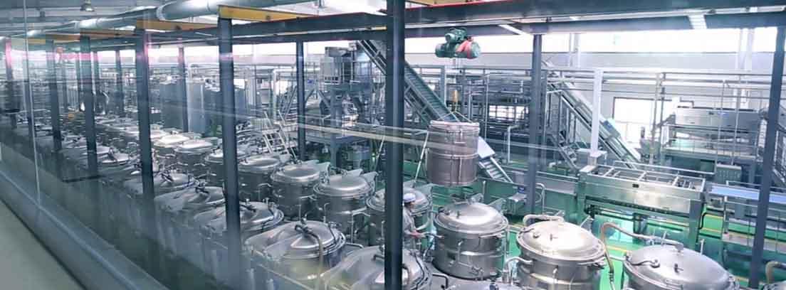 Máquina para realizar el método UHT