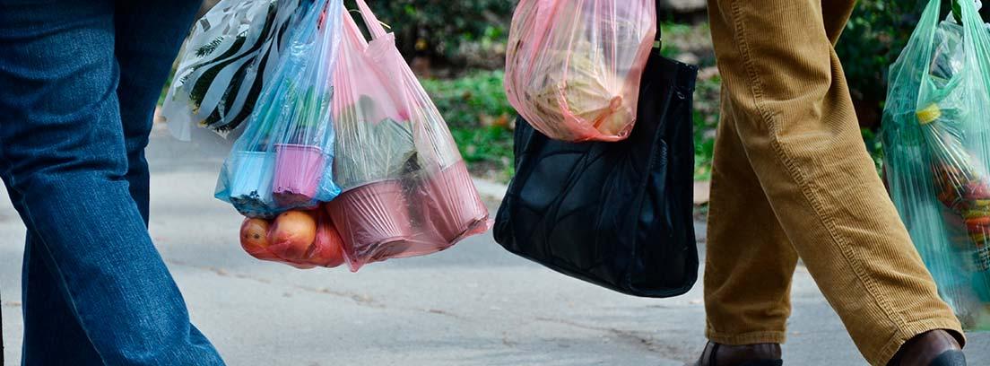 Objetivo 2021: reducir el consumo de bolsas de plástico en España