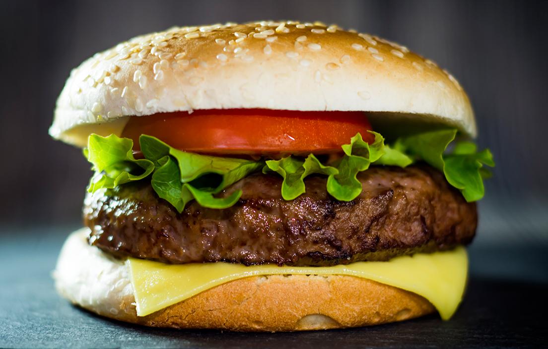 Cómo preparar una hamburguesa sencilla