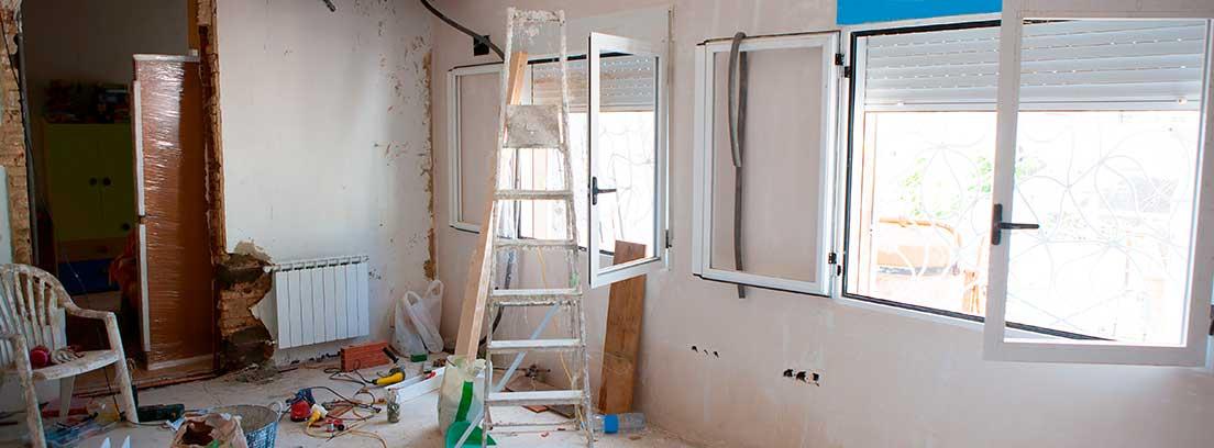 Cómo ahorrar cuando haces reformas en casa