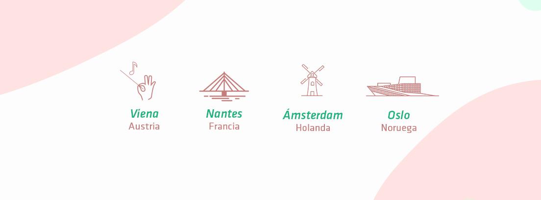 Ciudades para ir en bici