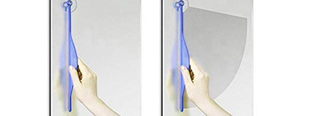 Limpiaparabrisas para espejos