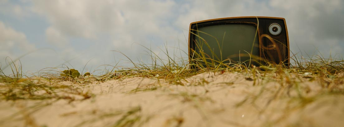Vida útil de una televisión
