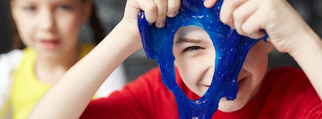 Cómo hacer slime casero sin peligro para tus hijos
