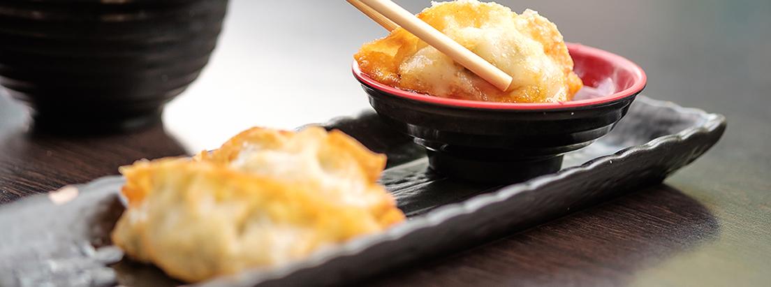 Gyozas, las empanadillas japonesas