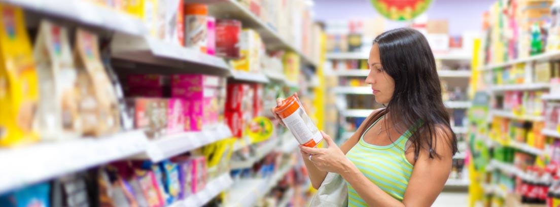 Nutriscore: nuevo etiquetado de alimentos por colores