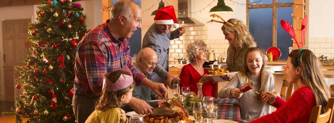 Recetas de cocina fáciles para disfrutar estas fiestas