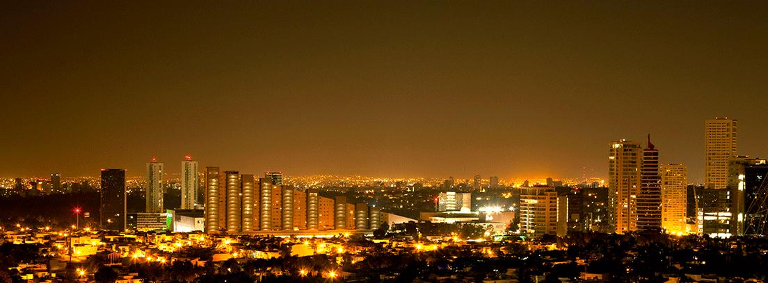 ¿Qué es la contaminación lumínica y qué la causa?