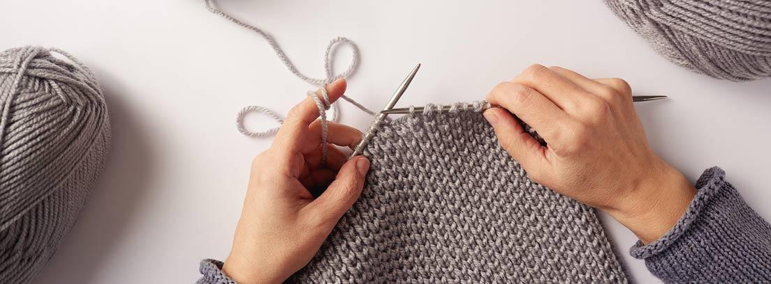 Diferencias entre crochet, punto de cruz y tejer