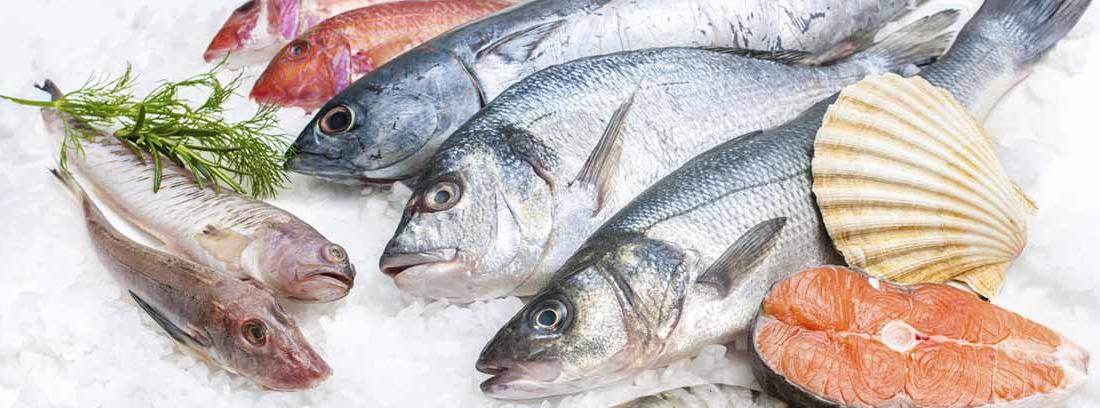 pescado en mal estado