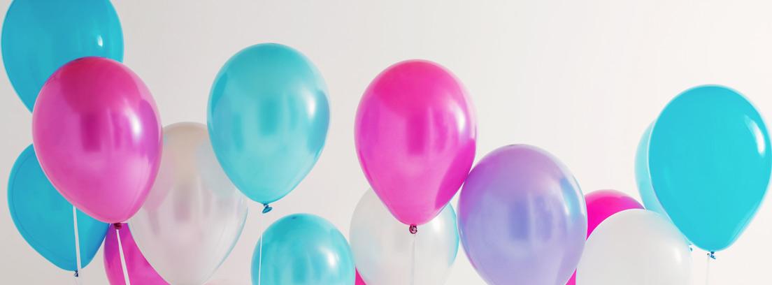 Cómo decorar con globos, paso a paso