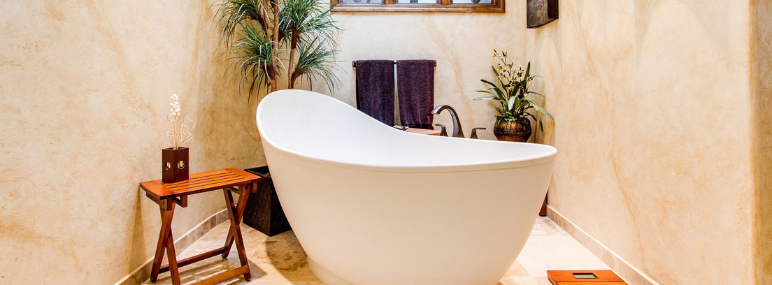 Tendencias para decorar el baño: con o sin obra